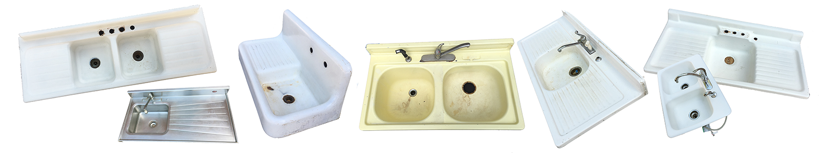 Antique Kitchen & Utility Sinks